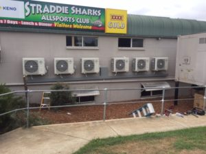 split air conditioning - ducted air conditioning brisbane