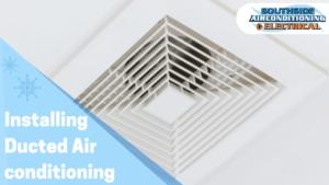 air conditioning service - split air conditioning brisbane