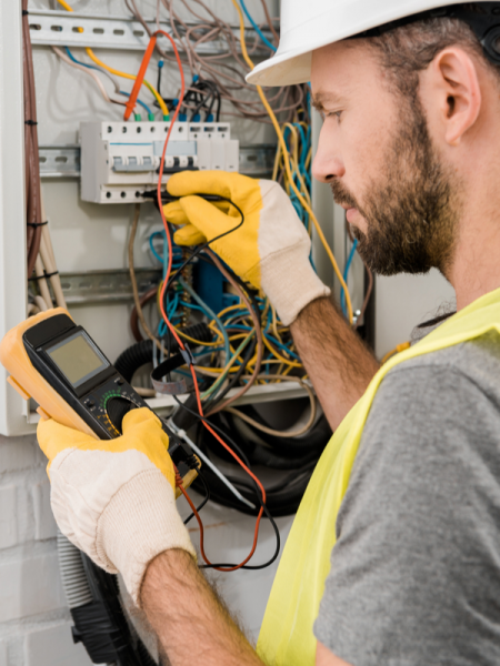 electrician - electrical repairs brisbane