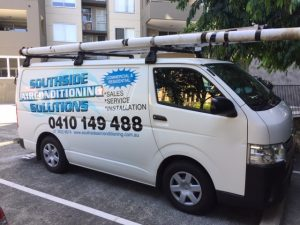 commercial air conditioning - industrial air conditioning brisbane