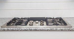 kitchen renovation gas stove top